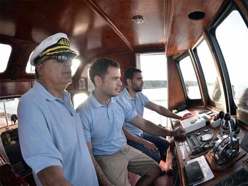 Atlantis N Paphos Cruises Crew