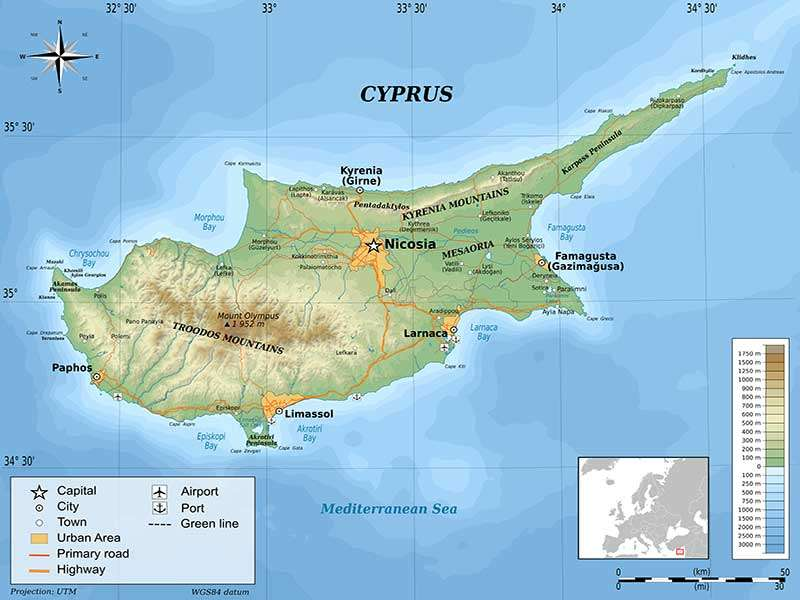 About Cyprus